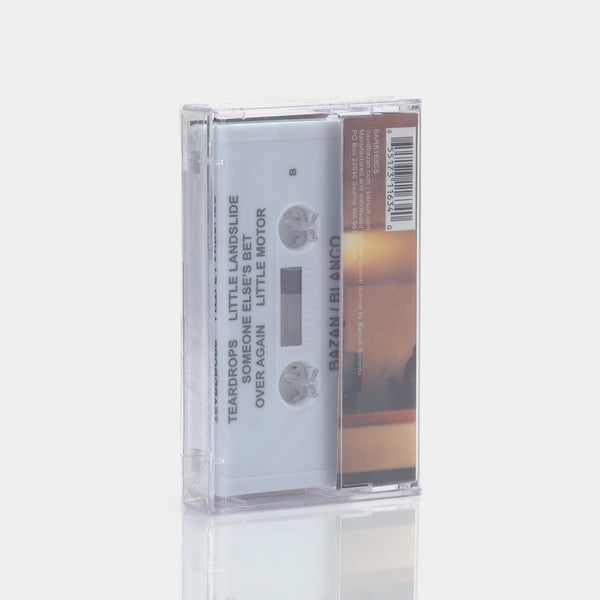 David Bazan - Blanco (2016) Cassette Tape