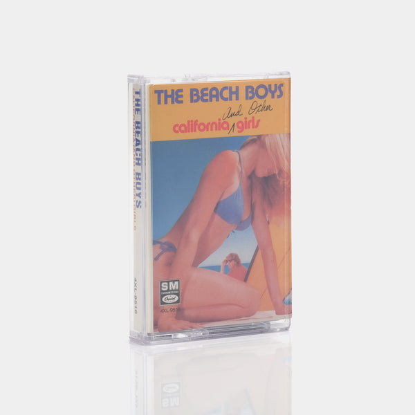 The Beach Boys - California (And Other) Girls (1987) Cassette Tape