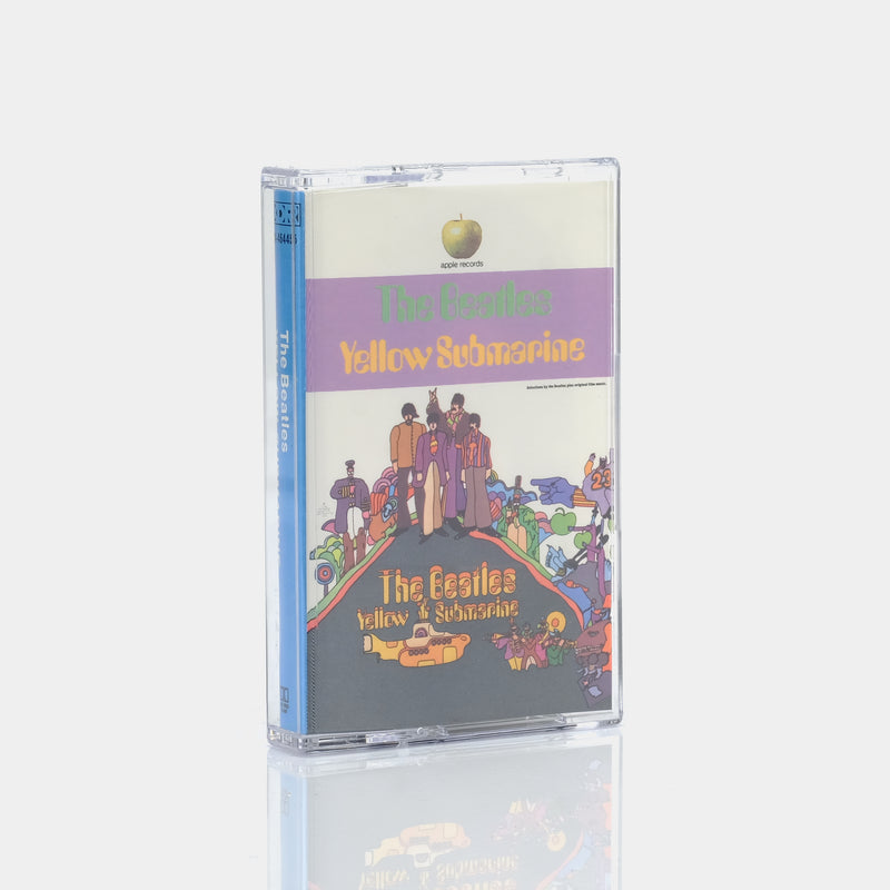 The Beatles - Yellow Submarine (1969) Cassette Tape