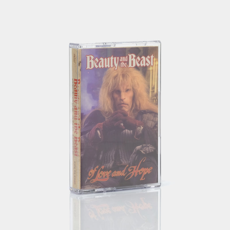Beauty And The Beast - Of Love And Hope (1989) Cassette Tape