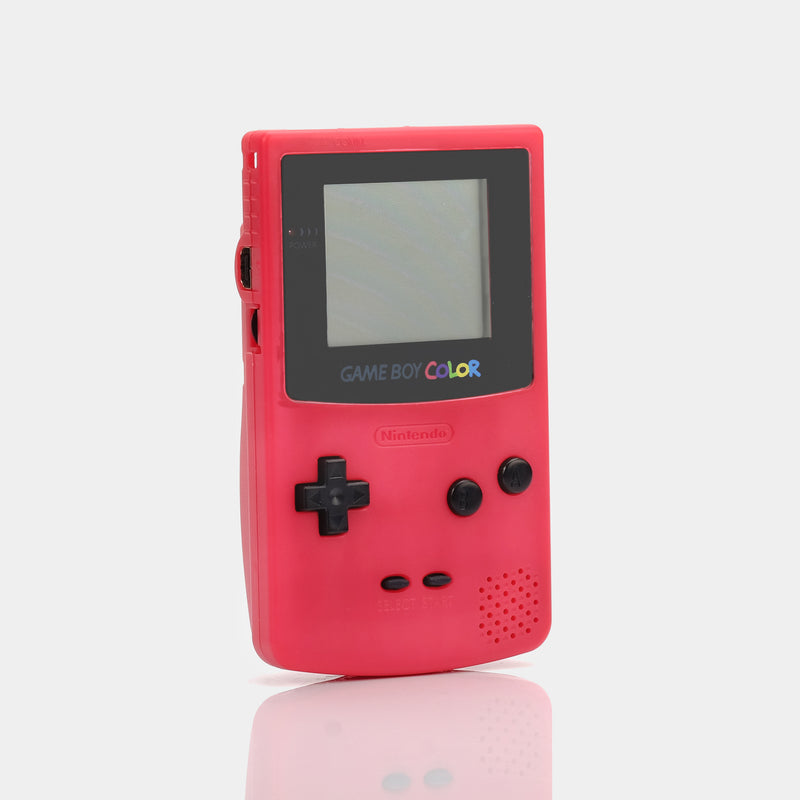 Nintendo Game Boy Color Berry Game Console