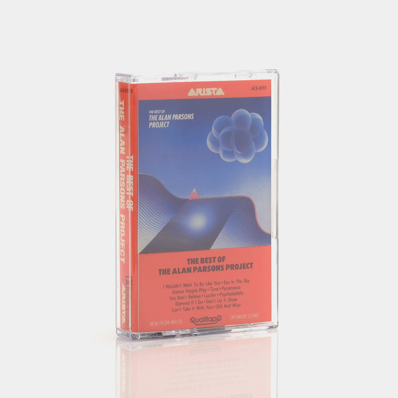 The Alan Parsons Project - The Best Of The Alan Parsons Project (1983) Cassette Tape