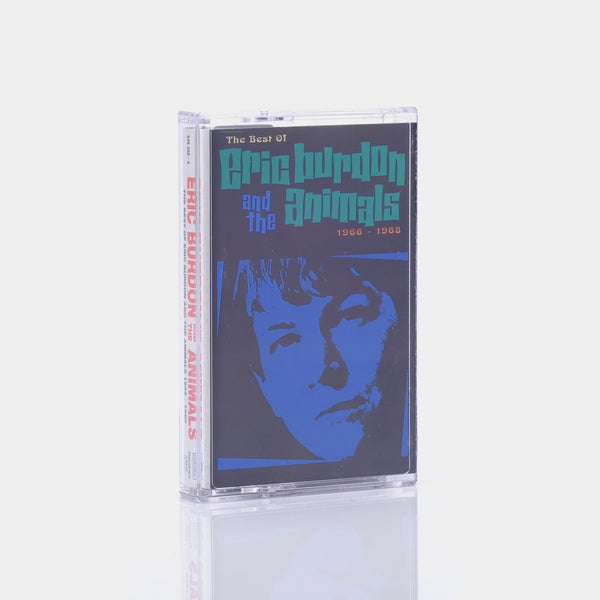 Eric Burdon And The Animals - The Best Of Eric Burdon And The Animals (1966-1968) (1991) Cassette Tape