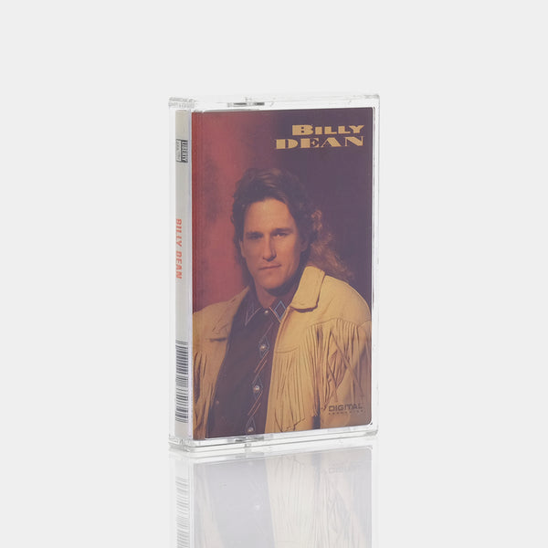 Billy Dean - Billy Dean (1991) Cassette Tape