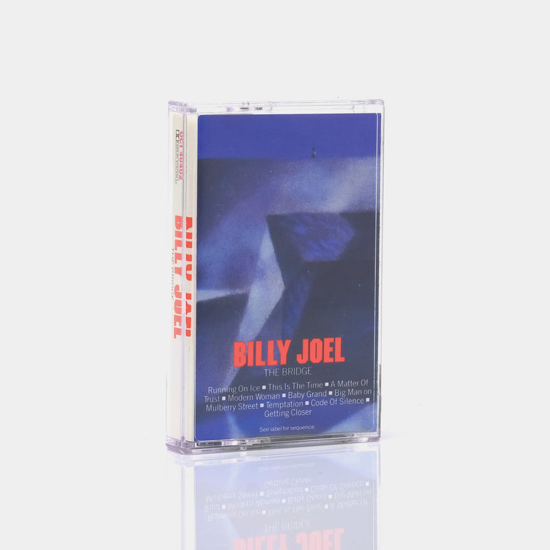 Billy Joel - The Bridge (1986) Cassette Tape