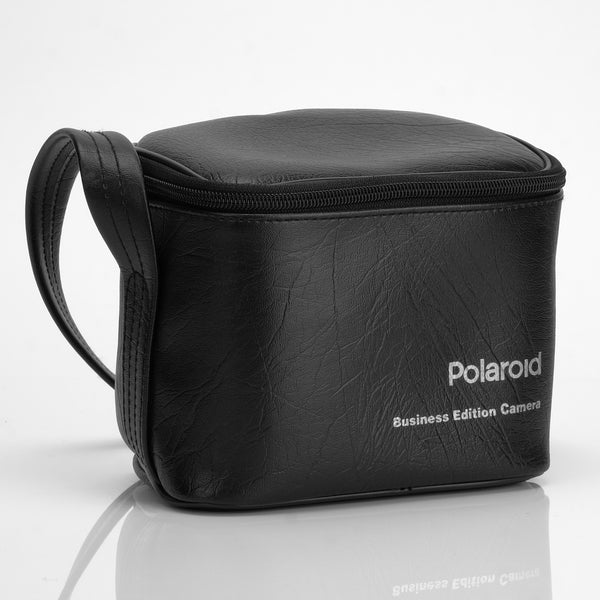 Polaroid Business Edition Black Vinyl Instant Camera Bag
