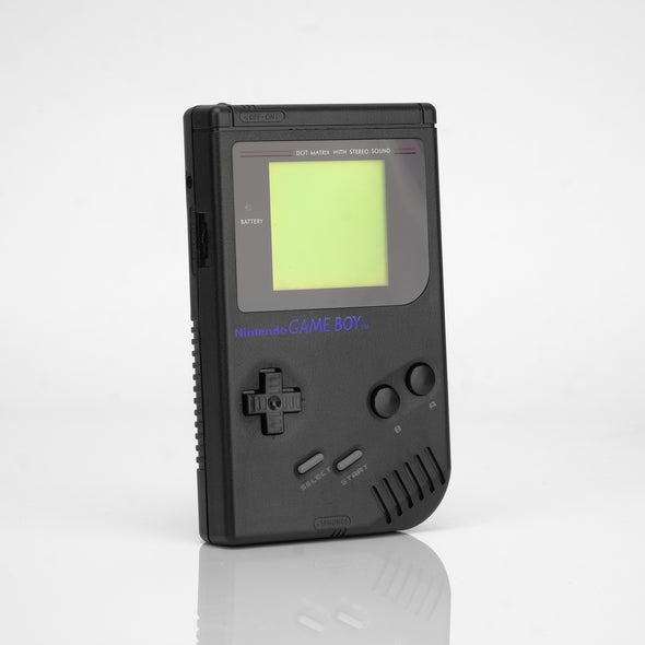 Refurbished Game Boy - Solid Black
