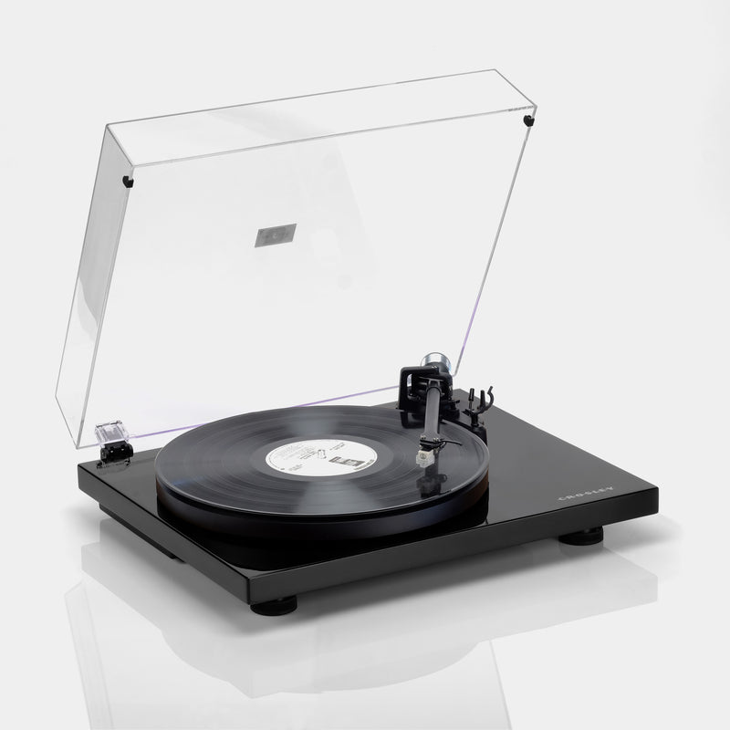 Crosley C6 Black Turntable
