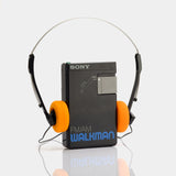 Sony Walkman SRF-21W AM/FM Portable Radio
