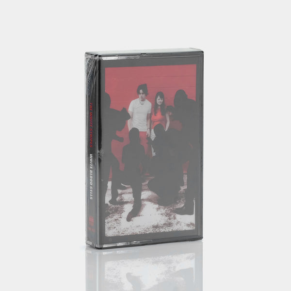 The White Stripes - White Blood Cells (2001) Cassette Tape