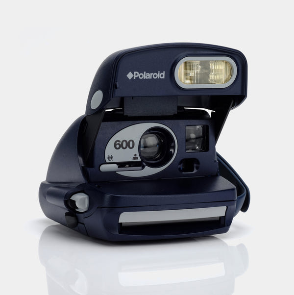 Polaroid Blue Express 600 Camera