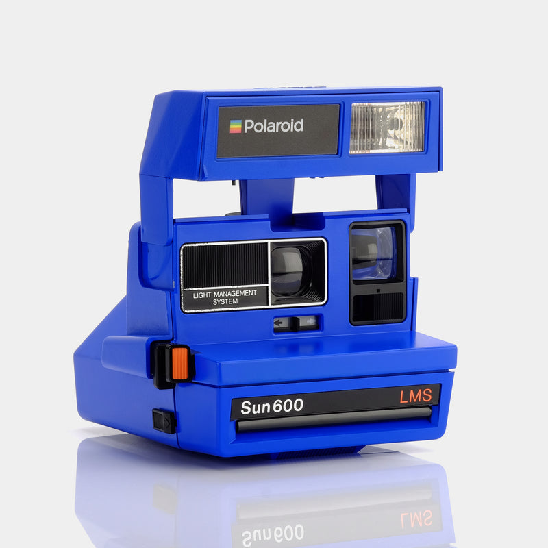 Polaroid Primary Blue 600 Camera