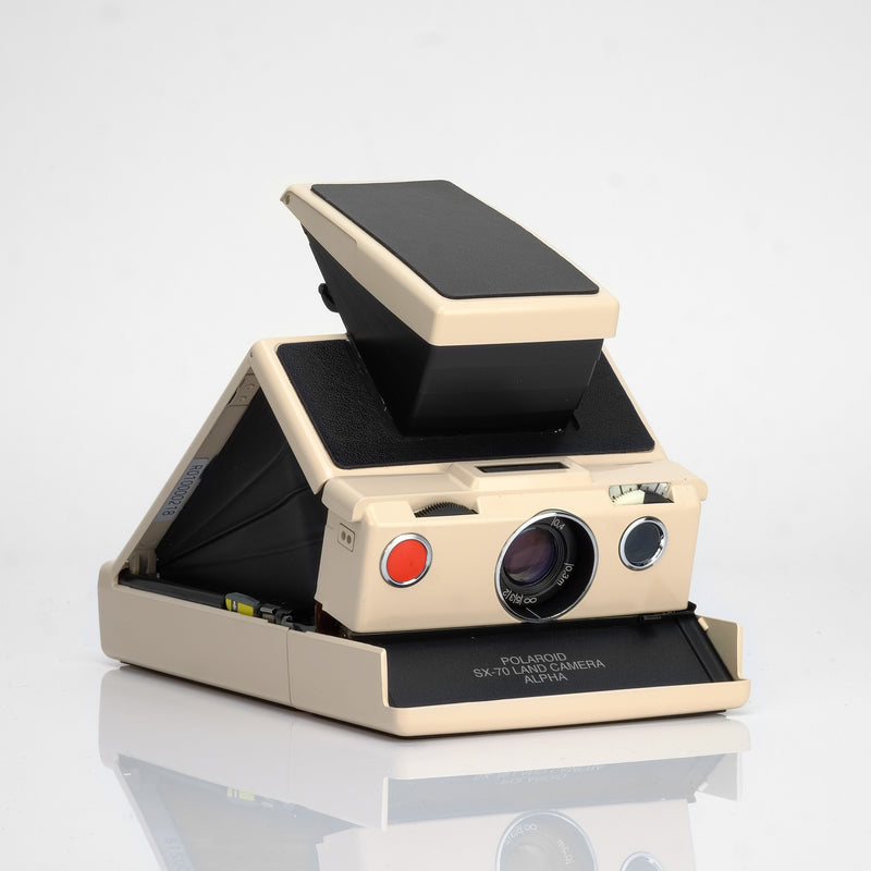 Refurbished Polaroid SX-70 Camera - Blush