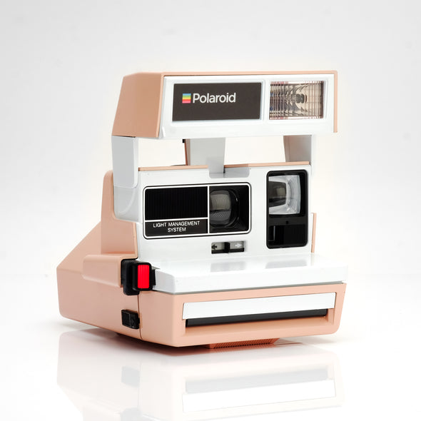 Polaroid Blush Two Toned 600 Camera