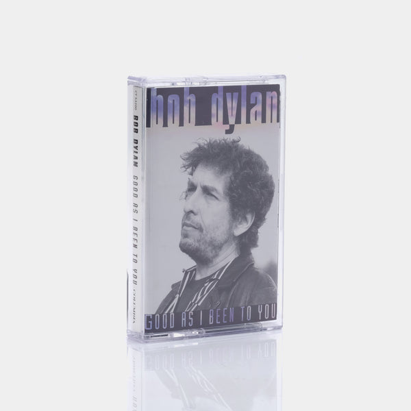 Bob Dylan ‎– Good As I Been To You (1992) Cassette Tape
