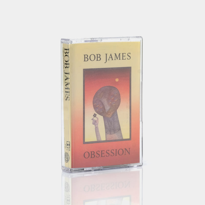 Bob James - Obsession (1986) Cassette Tape