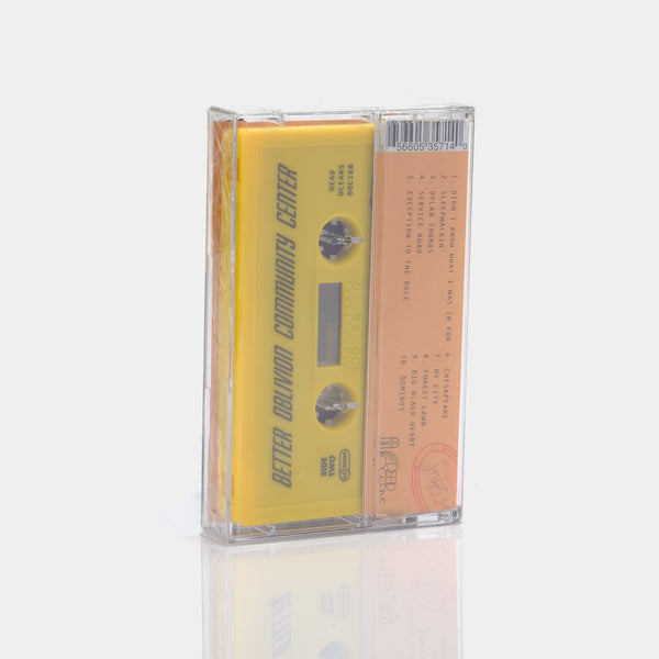 Better Oblivion Community Center Cassette Tape