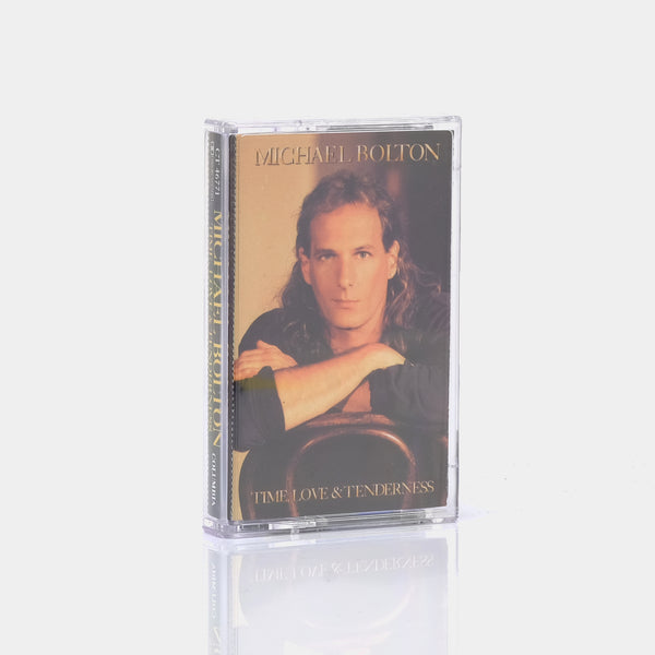 Michael Bolton - Time, Love & Tenderness (1991) Cassette Tape