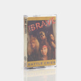 The Brave - Battle Cries (1992) Cassette Tape