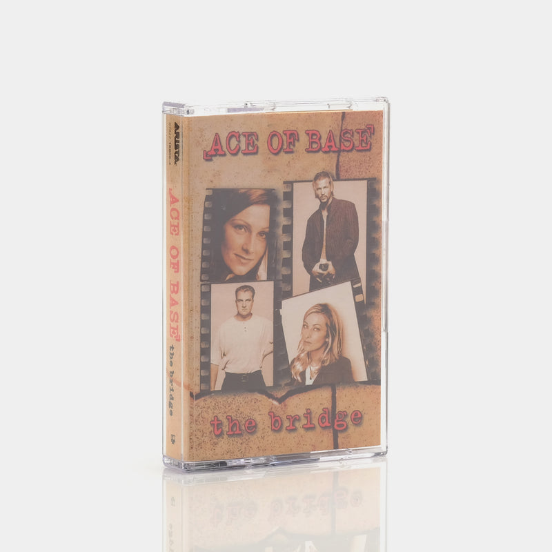 Ace Of Base - The Bridge (1995) Cassette Tape