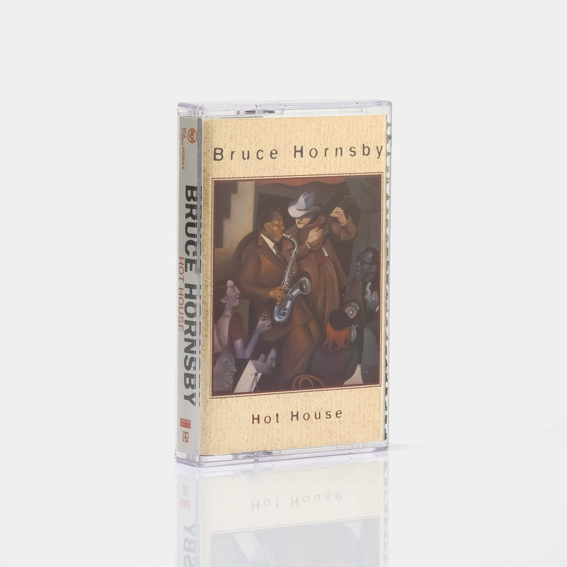 Bruce Hornsby - Hot House (1988) Cassette Tape