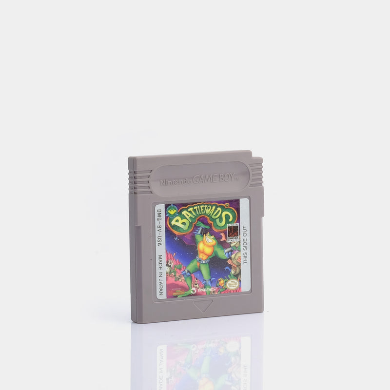 Battletoads Game Boy Game