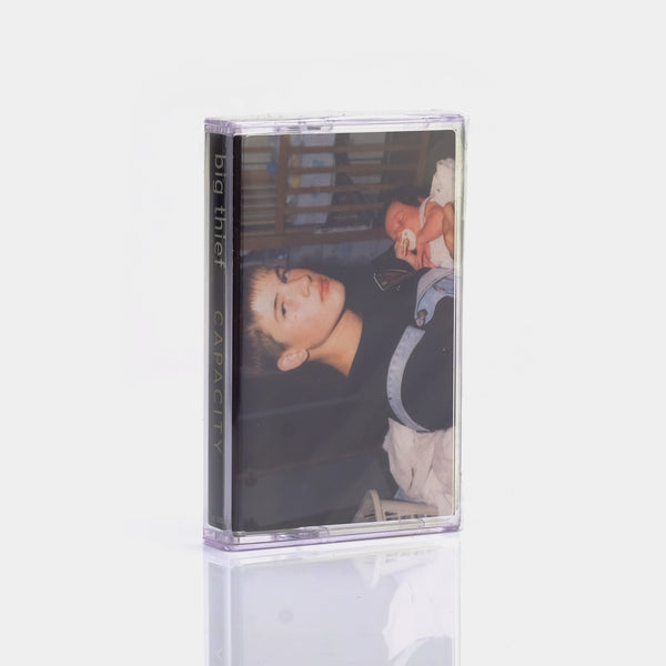 Big Thief ‎– Capacity Cassette Tape