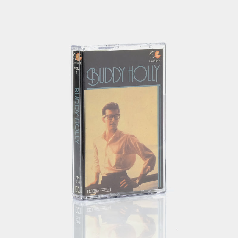 Buddy Holly - Buddy Holly Volume One (1981) Cassette Tape