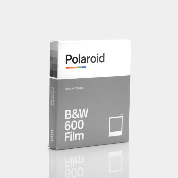 Polaroid 600 Black and White Film