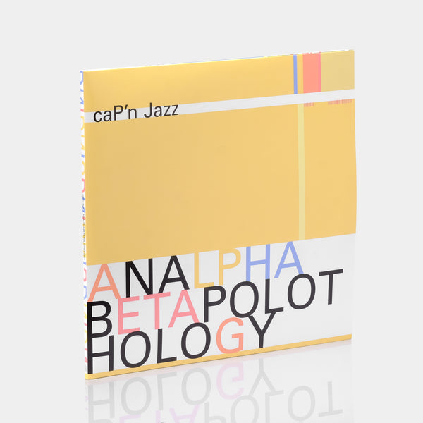 Cap'n Jazz - Analphabetapolothology (1998) Vinyl Record