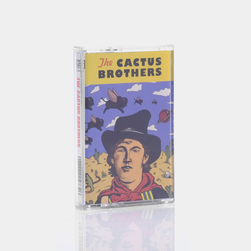 The Cactus Brothers - The Cactus Brothers (1993) Cassette Tape