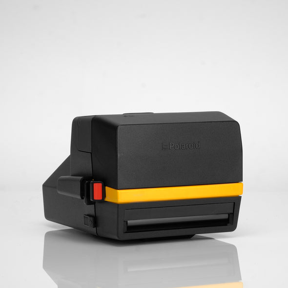 Refurbished Polaroid 600 Camera - Camel Cam