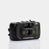 Capital KX 100 35mm Point and Shoot Film Camera