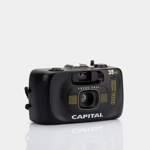 Capital KX 100 35mm Compact Film Camera