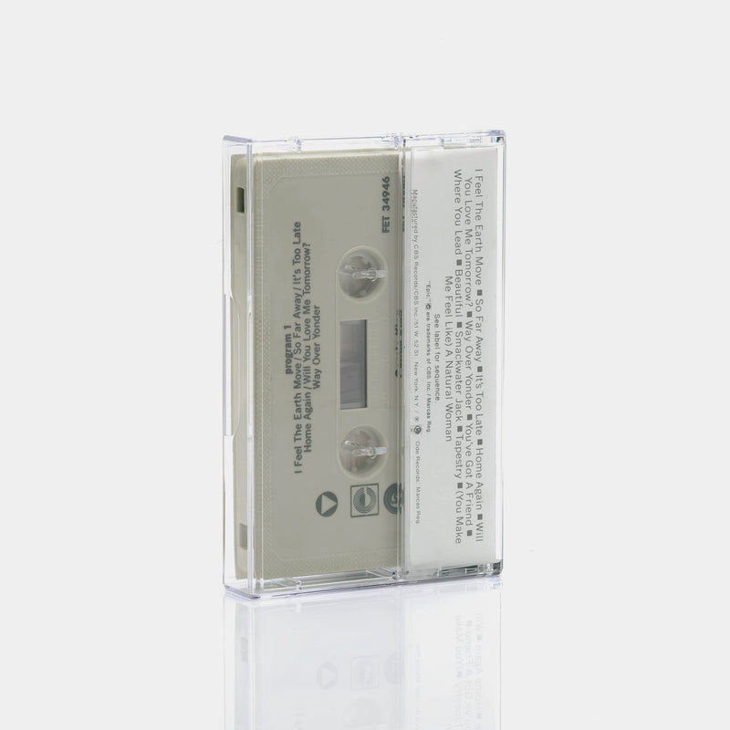 Carole King - Tapestry (1984) Cassette Tape