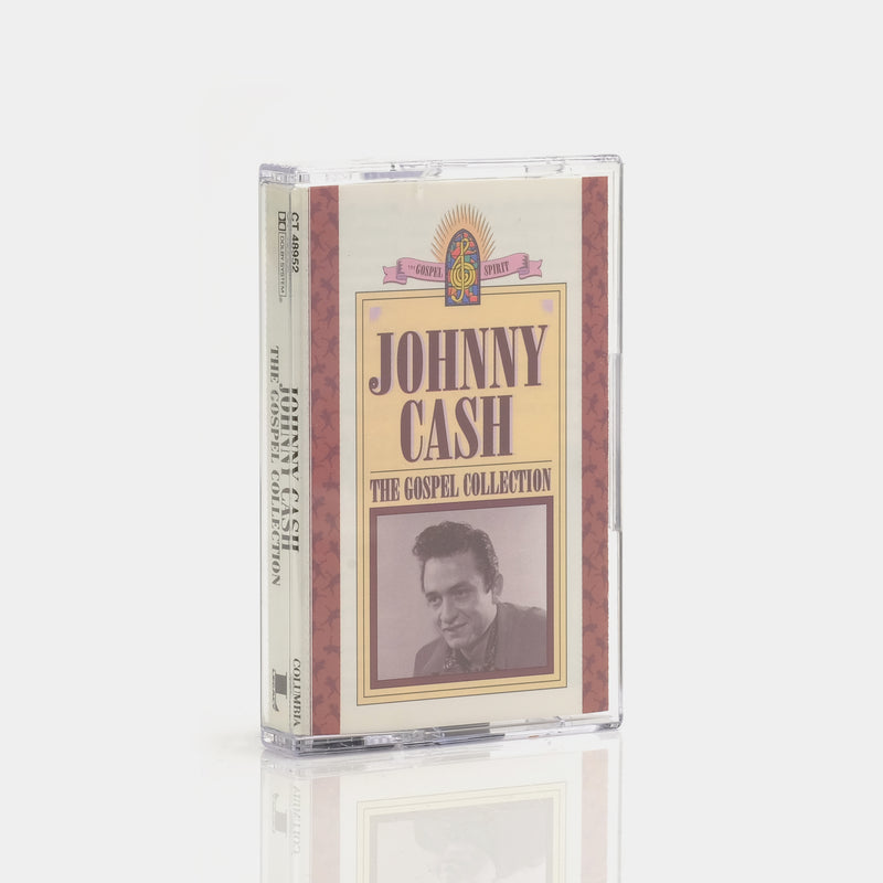 Johnny Cash - The Gospel Collection (1992) Cassette Tape