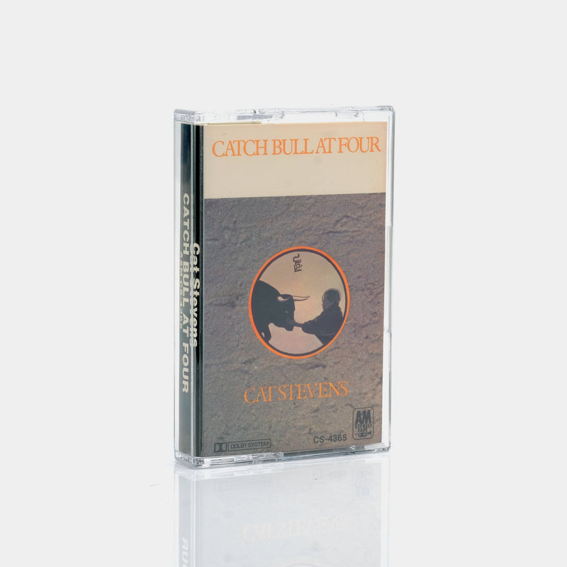 Cat Stevens - Catch Bull At Four (1972) Cassette Tape
