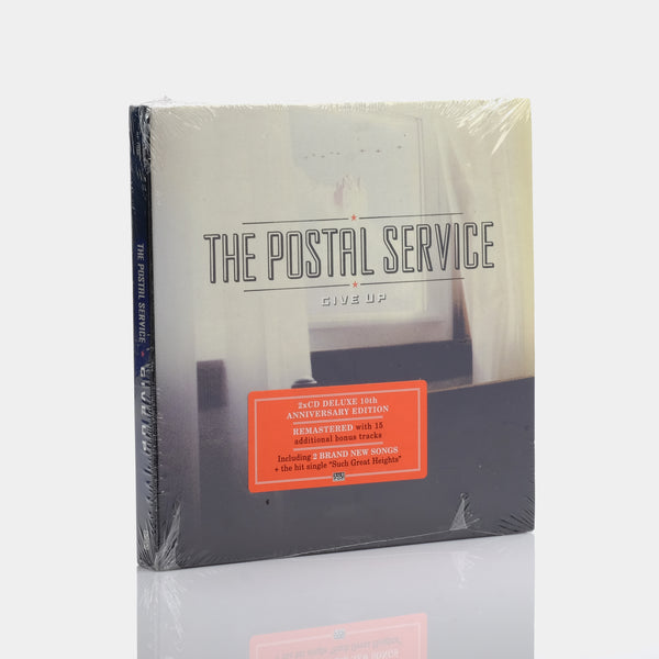 Postal Service - Give Up (2003) CD
