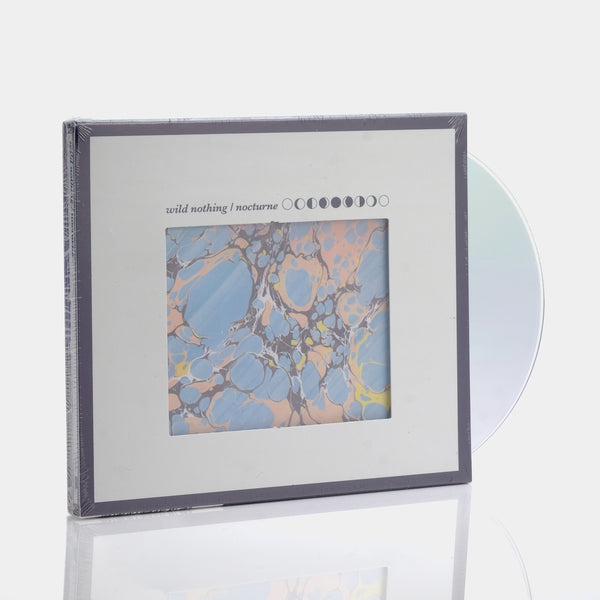 Wild Nothing - Nocturne (2012) CD
