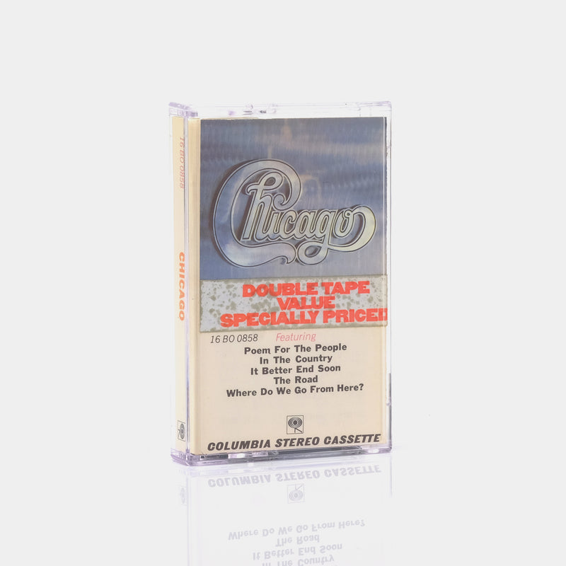 Chicago - Chicago (1970) Cassette Tape