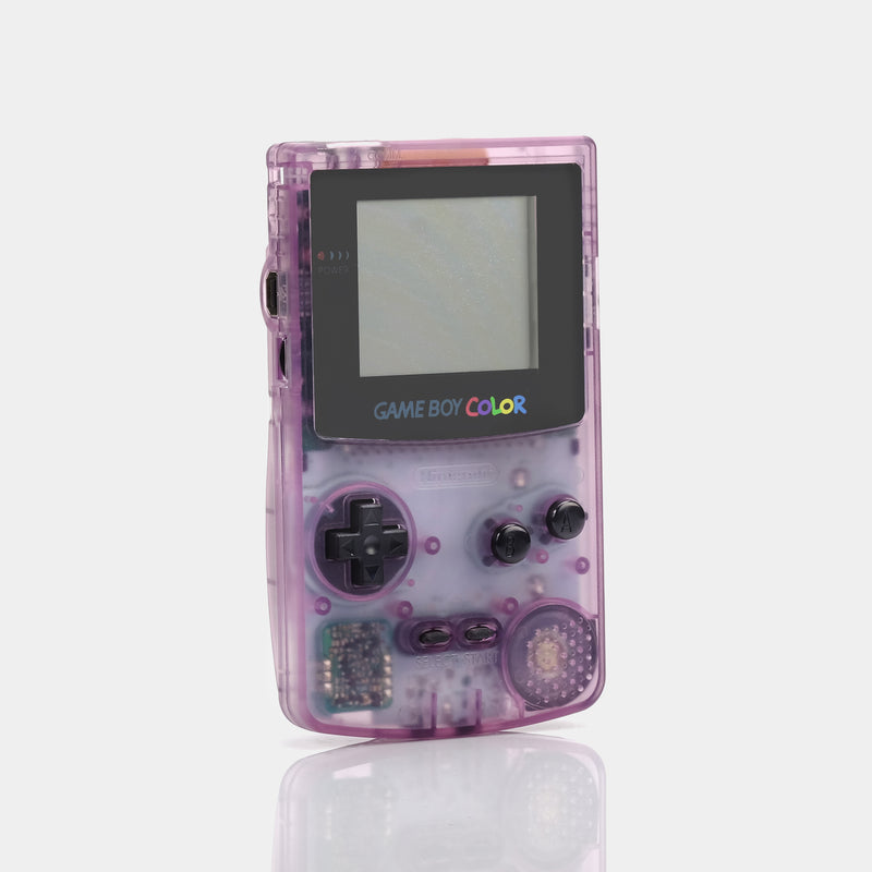 Game Boy Color - Atomic Purple