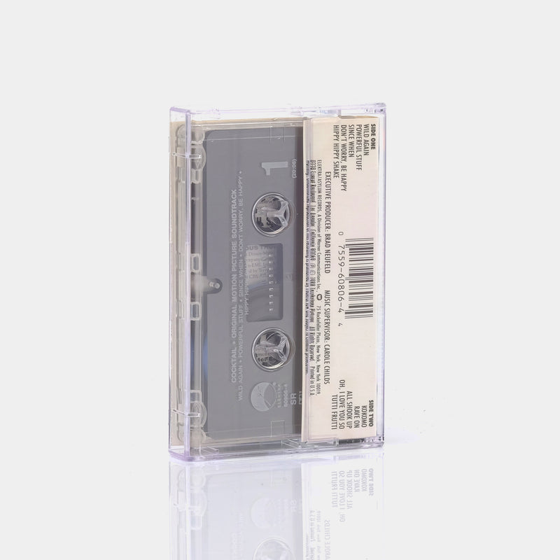 Various Artists - Cocktail (Original Motion Picture Soundtrack) (1988) Cassette Tape