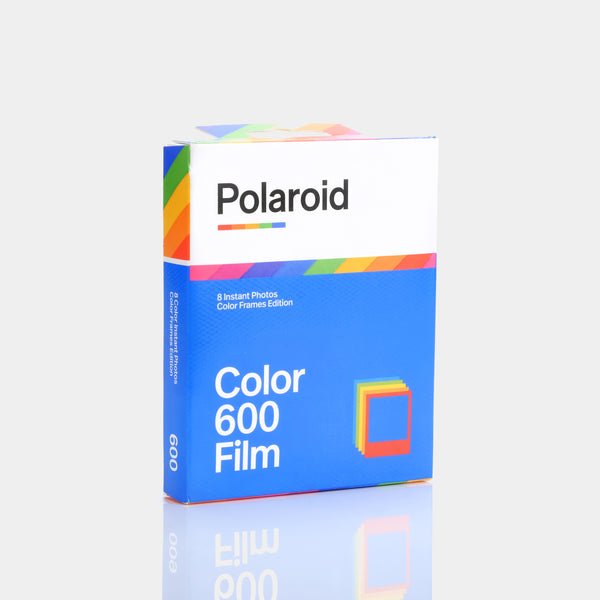 Polaroid 600 Color Frame Color Instant Film