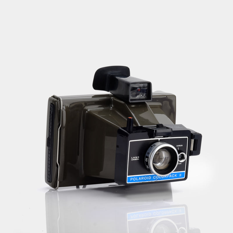 Polaroid Colorpack II Packfilm Land Camera