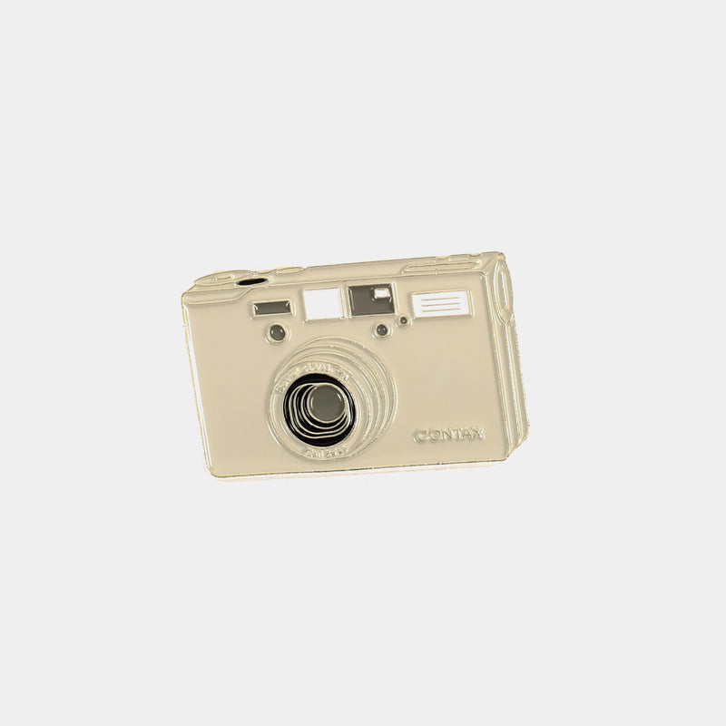 Contax T3 Camera Enamel Pin