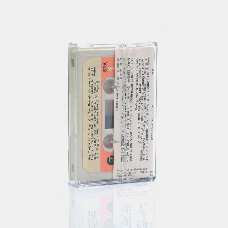 Creedence Clearwater Revival - More Creedence Gold (1972) Cassette Tape