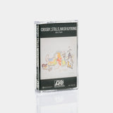 Crosby, Stills, Nash & Young - So Far (1974) Cassette Tape