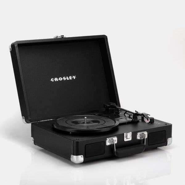 Crosley Cruiser Turntable Suitcase - Black