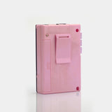 Crown CZ-16 Pink Portable Cassette Player