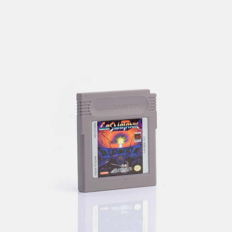 Cosmo Tank Game Boy Game